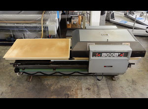 Double heat transfer press model 203 by MONTI ANTONIO