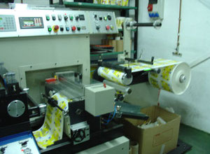 Dmr Electromeccanica Seri Roll 330 Label printing machine