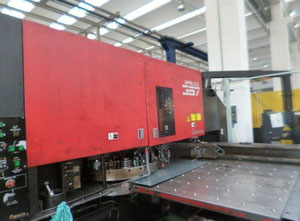 Amada APELIO II 357 Punching machine / nibbling machine with CNC