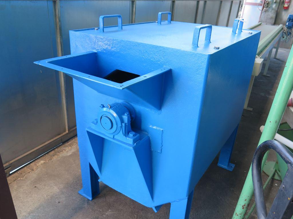 machine de recyclage plastique viplat 1 2m machines d. Black Bedroom Furniture Sets. Home Design Ideas