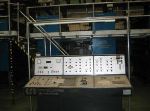 Harris 1i800 Web continuous printing press