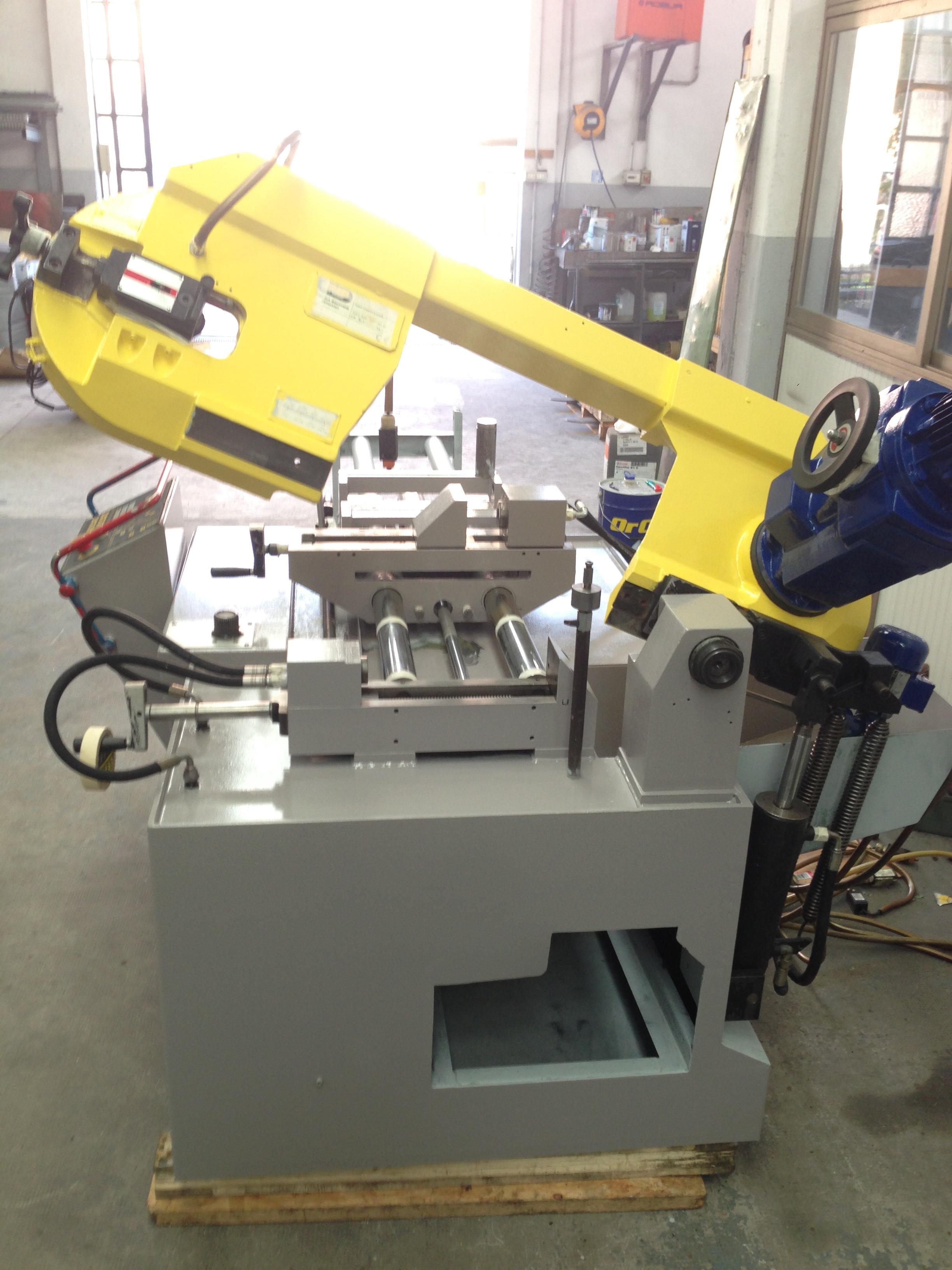 Sierra de cinta para metal fmb zeus maquinas de segunda - Sierra de cinta para metal ...