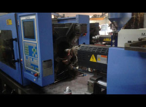 Enjeksiyon kalıplama makinesi Haitian 1200 Ton