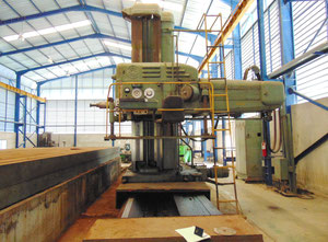 Stanko 2656 Floor type boring machine