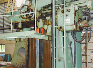 Heyligenstaedt Traversing head Floor type boring machine
