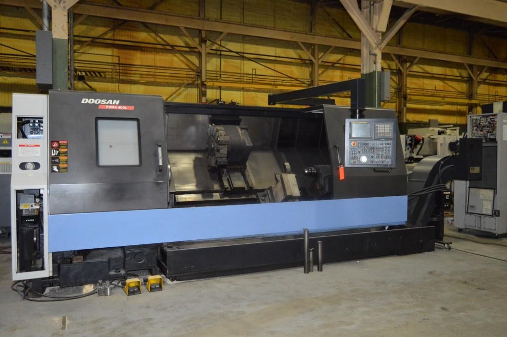400 lb machine