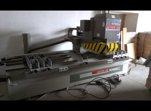 Morbidelli Author 502 Wood milling machine