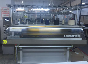 Shima Seiki NSSG 122 Flat knitting machine
