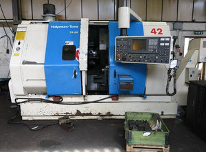 Nakamura TW20MM Twin Spindle/Twin Turret automatic lathe