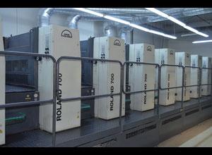 Manroland 700 Offsetdruckmaschine