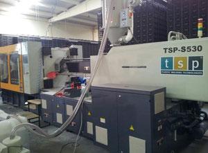 Enjeksiyon kalıplama makinesi TSP S 530