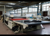 Used Lectra E95 Automated cutting machine