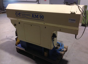 Used Hatec (C&T Solingen) AM 90 Bar feeder