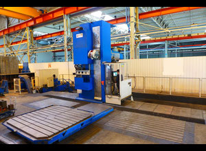 Used TOS FUQ 150 Floor type boring machine CNC