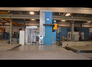 Used TOS WRD 130 Q Floor type boring machine CNC
