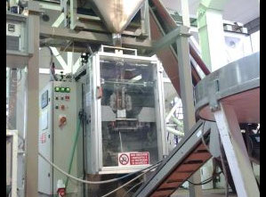 Used ICA CSV40 Tea / Coffee bag machine