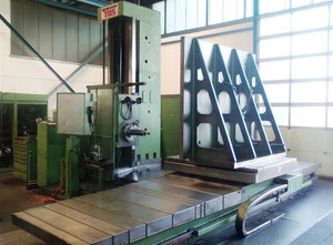 TOS WHN 13.8 Floor type boring machine CNC