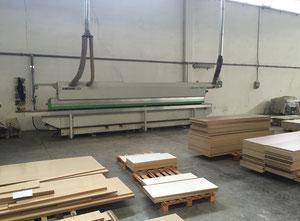 Linea completa All Production Unit All machines
