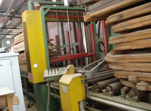 Cross cutting saw CMS PMI-120/M for timber packs