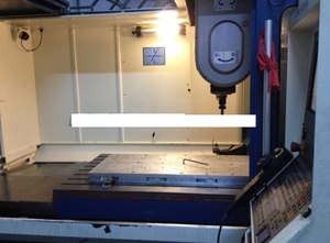 Obráběcí centrum - vysokorychlostní (18000+ rpm) SFY 5AX-1600