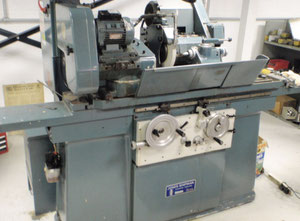 Used Jones & Shipman 1302EIU Cylindrical centreless grinding machine
