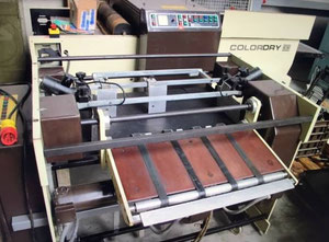 Offset une couleur Heidelberg GTO 52 Color Dry