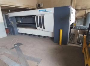 Řezačka - laserový řezací stroj LVD Sirius 3015