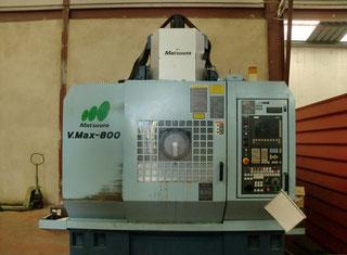 Matsuura VMAX800 P61202035