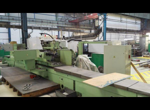 TOS BUC 63 B/4000 Cylindrical centreless grinding machine