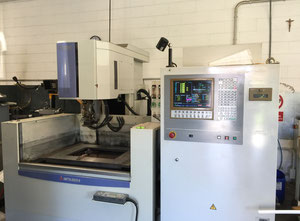 Mitsubishi FX 20 K Wire cutting edm machine