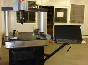 ABERLINK AXIOM TOO CNC Measuring unit