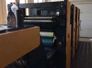 Solna Streamline 472 4 farben offsetdruckmaschine