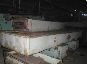 Heavy vertical turret lathe Kolomna 4000 x 2500 mm, new mechanic