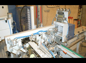 Used ProfiPress T 5500 HF Gluing machine
