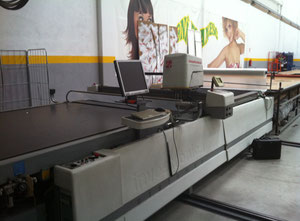 Investronica Topaz CV040/70 Automated cutting machine