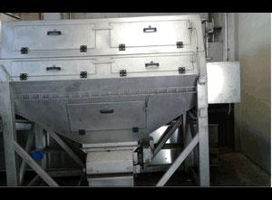 Máquina de corte, lavado y blanqueado de verduras y frutas OWO 8/3,0