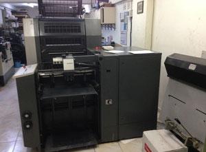 Ofsetový dvoubarevný stroj Heidelberg SM 52-2