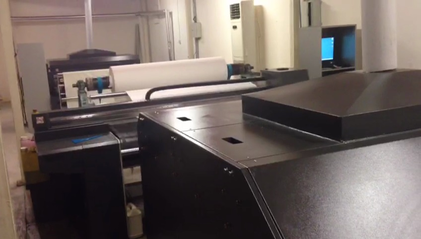 Atexco Vega 3180 K Digital Printing Machine Two Pieces