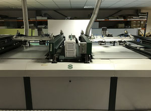 Sias MULTIGRAPHICA 2C Screen printing machine
