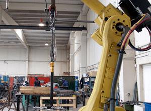 Endüstriyel robot Fanuc ArcMate 120i