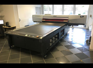 Mimaki JFX 1631 Plus flatbed printing table
