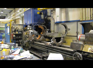 Used Germany VDF Deep hole boring machine