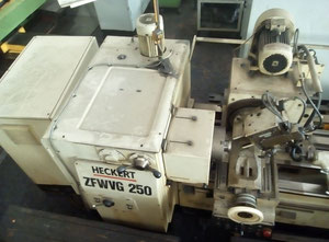 Used WMW Heckert ZFWVG milling machine