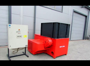 Used WEIMA WL 10 Wood chipping machine