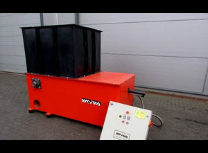 Used WEIMA WL 7S Wood chipping machine