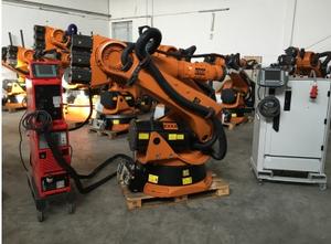 Kuka KR 210-2000 / TPS 4000 Промышленный робот