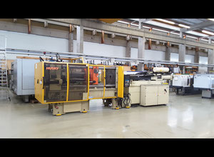 Husky GL 300 RS 70 / 60 Injection moulding machine