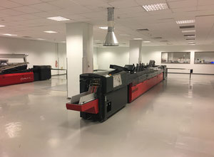 Kern 3500 Envelopes making and printing machine