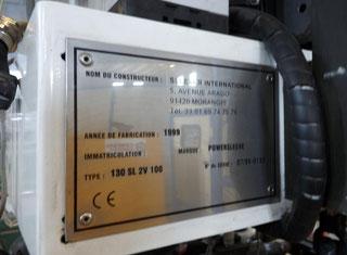 Powersleeve MSA 6220 LS5 + 130 SL 2V 100 P61215061
