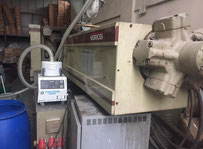 Negri Bossi NB 400 Injection moulding machine